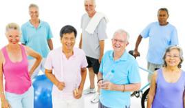 Curso gratuito Monitor de Actividades Físicas Recreativas para Personas de la Tercera Edad (FEDERADO)